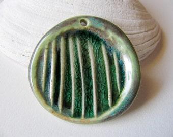 Seagrass Pendant