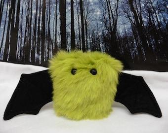 Verdi Scrappy Bat Stuffed Animal, Plush