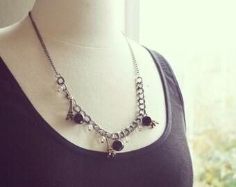Paris Collar Eiffel Tower Necklace