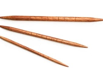 Lantern Moon Rosewood Cable Needles Set of 3