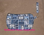 Star Wars diaper clutch
