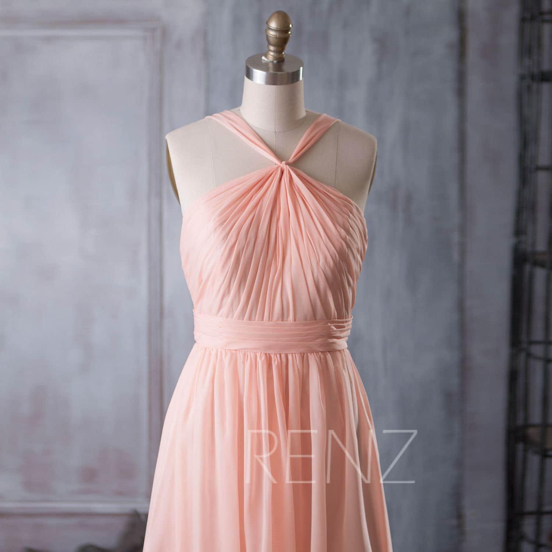 Dusty mint bridesmaid dress short a line halter chiffon httpsimg0systatic05306300657ilfullxfull7679567041cahg ombrellifo Images