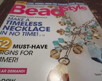 Bead Style Magazine - September 2011 - Vol. 9 Issue 4