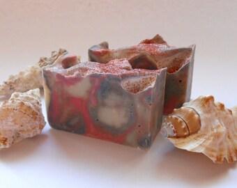 Handmade Soap Bar Cold Process Shea Butter Artisan Silk