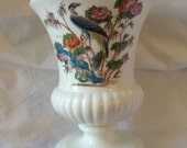 Wedgewood China Pheasant Vase