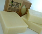 Natural Purifying (Vegan & Gluten Free) Handcrafted Lye Soap