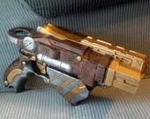 Steampunk Nerf Proton Toy Gun