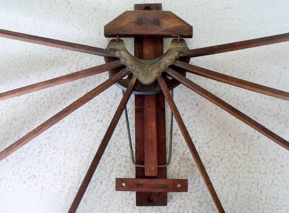 antique wood clothes dryer popular wooden drying rack gem. Black Bedroom Furniture Sets. Home Design Ideas