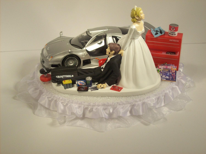 Nissan Gtr Cake Topper