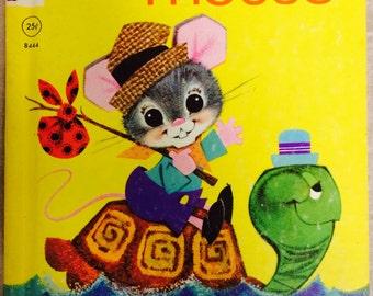 Muggins Mouse Rand McNally Elf Book