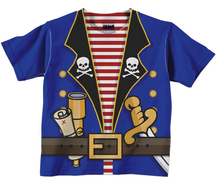 personalized pirate shirt boys pirate birthday shirt pirate