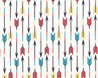 Cloud9 Organic Fabrics - Enchanted - Arrows 1/2 YD