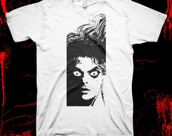 Barbara Steele - Black Sunday - Mario Bava - Pre-shrunk, hand screened 100% cotton t-shirt