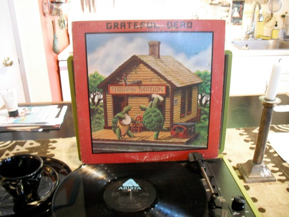 The Grateful Dead Terrapin Station On Arista Records 1977