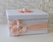Laced Wedding Keep Sake Box, Box for Dress, Gift Box