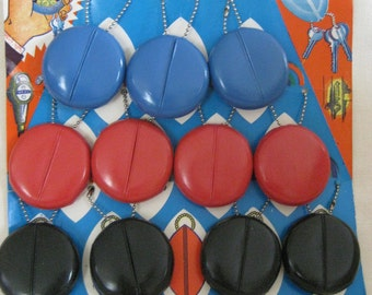 Vintage Vinyl Coin Purses on ORIGINAL DISPLAY