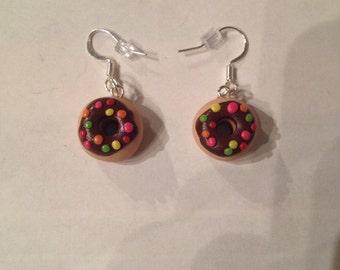 Yummy Donut Earrings