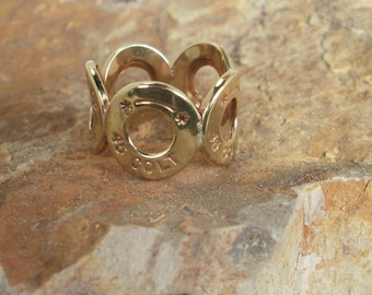 Bullet Ring - Starline Colt 45 Ring  SIZE 8 or 13