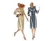 Dress Shirtwaist Pattern Butterick 3414