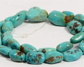 Nevada Turquoise Beads Turquoise Beads Natural Gemstone Beads Jewelry Making Supplies