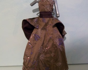 Barbie Vintage Evening Gown