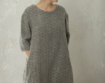 ALPACA tunic dress