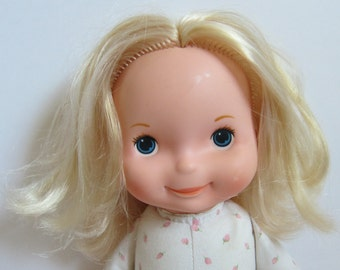 My Friend Mandy Doll Vintage Fisher Price 1976 First Issue with Blonde Hair - Friend of Jenny, Becky & Nicki