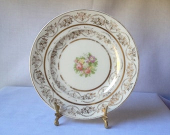 Vintage Atlas China Bread and Butter or Salad Plate