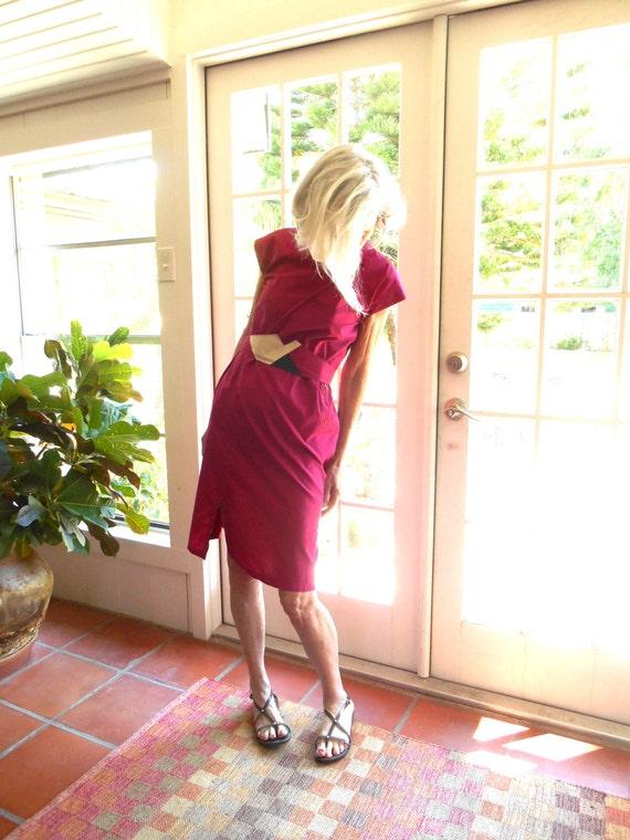 Margit Brandt Dress Rare Vintage Margit Brandt