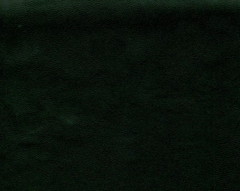 """53-54"""" Black Smooth Knitback Vinyl Fabric-17 Yards Wholesale By The Bolt"""