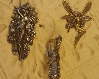 Destash: Three Fairy Findings