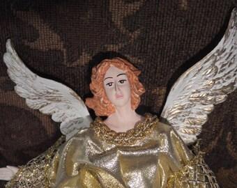 Vintage Creche Angel