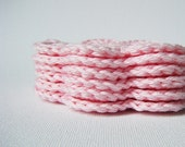 Cotton Crochet Coasters- Choose Your Colours and Quantity
