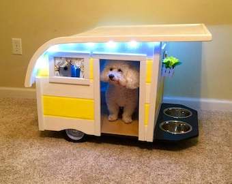 Canine Camper (Dog House-Medium)