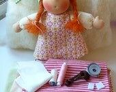 Darling Child - Ebook for making a cuddle doll
