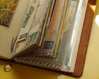 Southwest U.S. Road Trip Insprired Notebook: Inserts For your  Travelers Notebook