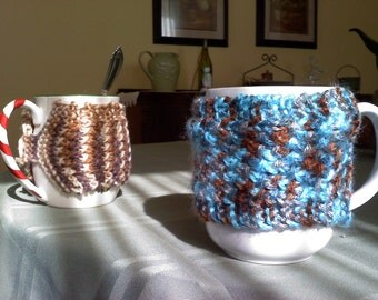 Custom Mug Cozies
