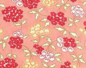 Hello Darling - Bouquet in Pink - Bonnie and Camille for Moda - 55113 17 - 1/2 yard