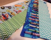 Super Cute Crayon Roll-Up