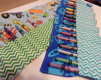 Super Cute Crayon Roll-Up