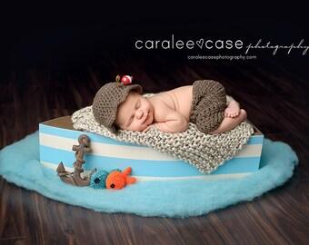 Newborn Boat Prop, Boat Photo Prop, Boat Photography Prop, Newborn Prop