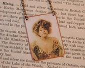 Theater jewelry Aida Overton Walker Black History jewelry Vaudeville jewelry