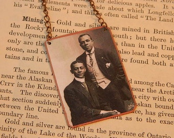 Musical Theater jewelry Cole and Johnson Black History jewelry