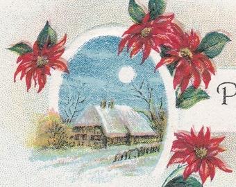 Ca. 1912 Embossed Victorian New Years Greeting Postcard - 1528