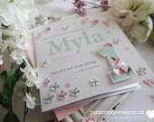 Stunning Floral 'Cath Kidston' Inspired Birthday Card!