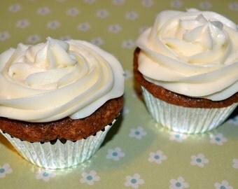 Carrot Cake Cupcakes (1 Dz)