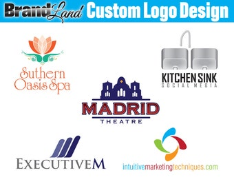 1 Business Day Logo Concepts, Custom Business Logo Design, Logo, Logo Design, Custom Logo, OOAK Logo