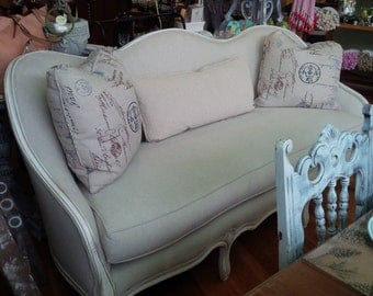 SOLD......Juliet French Country Sofa