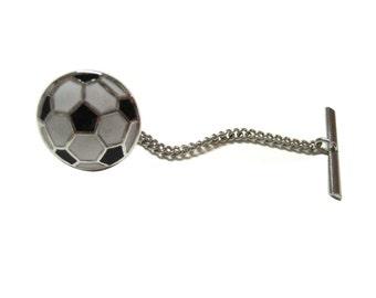 Soccer Ball Tie Tack