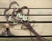 Twig Heart Bouquet, Valentine Gift - Love Blooms - Birch & Lichen